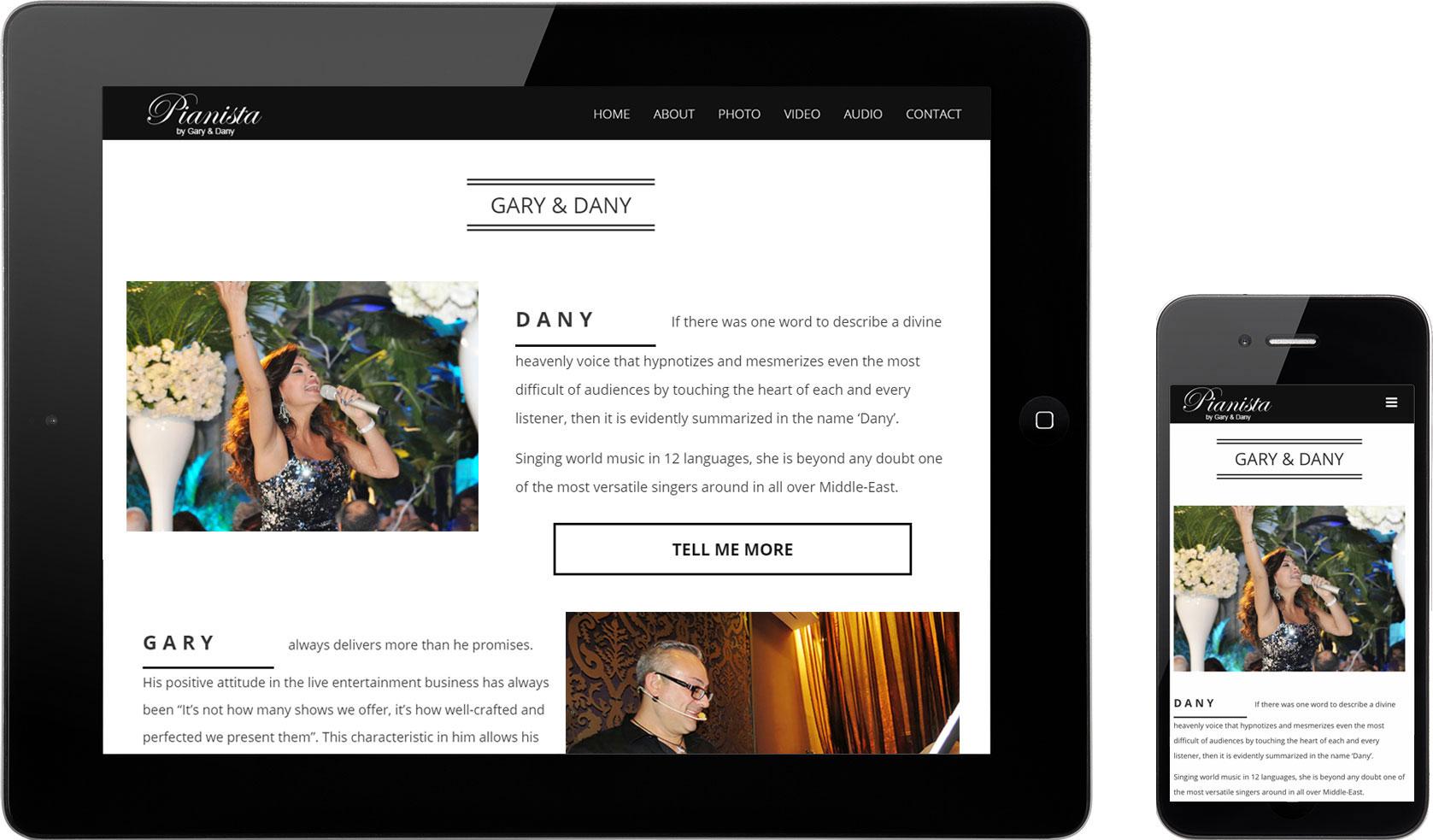Pianista-Website