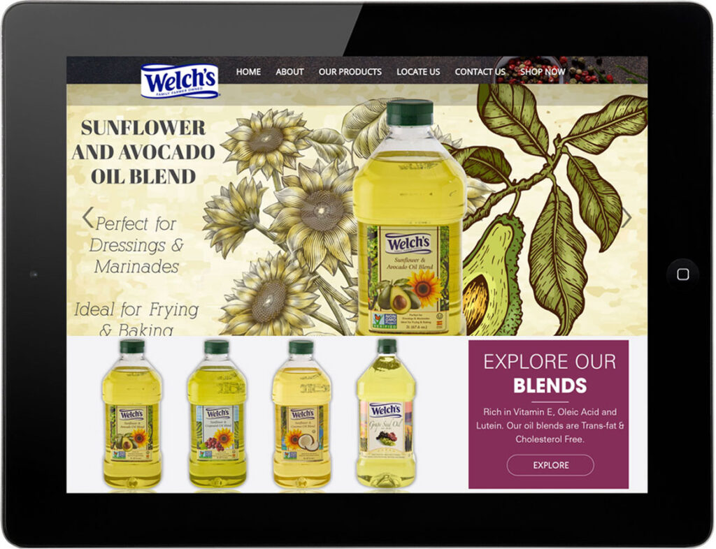 Welch's Oils