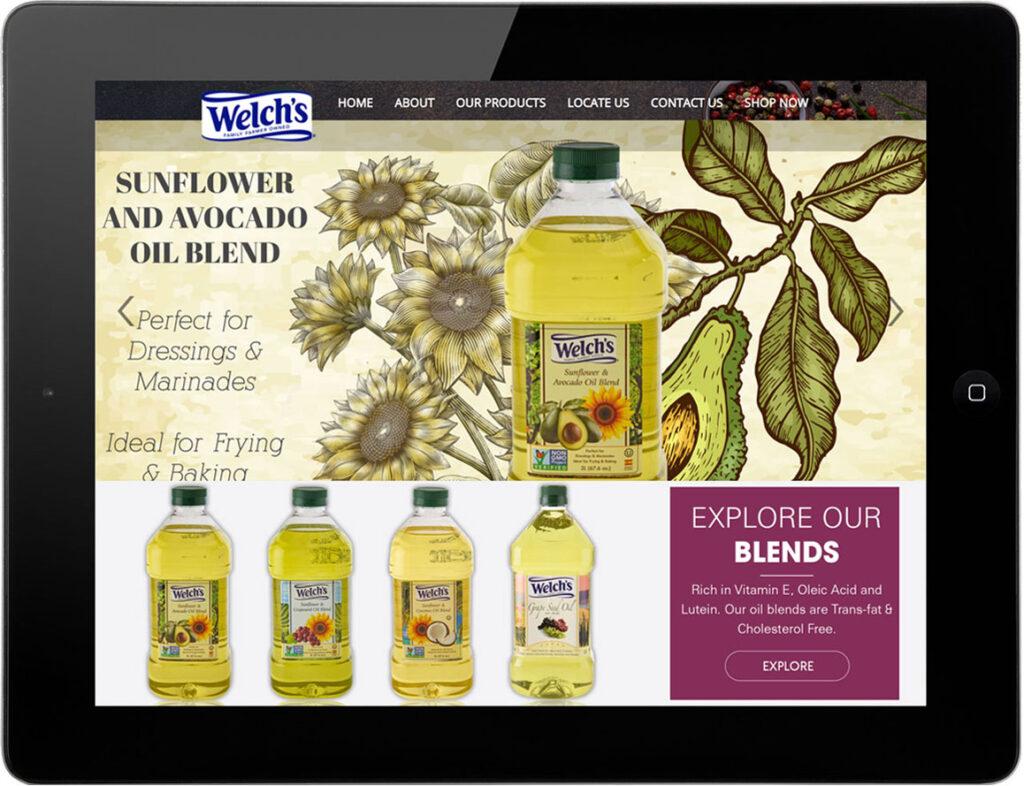 Welch's Oils
